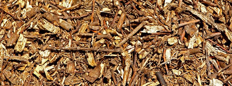 Kompost Erden Nord – Produkte/Laub-Nadel-Holz-Mulch