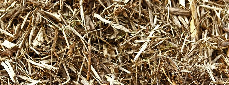 Kompost Erden Nord – Schreddergut als Brennmaterial