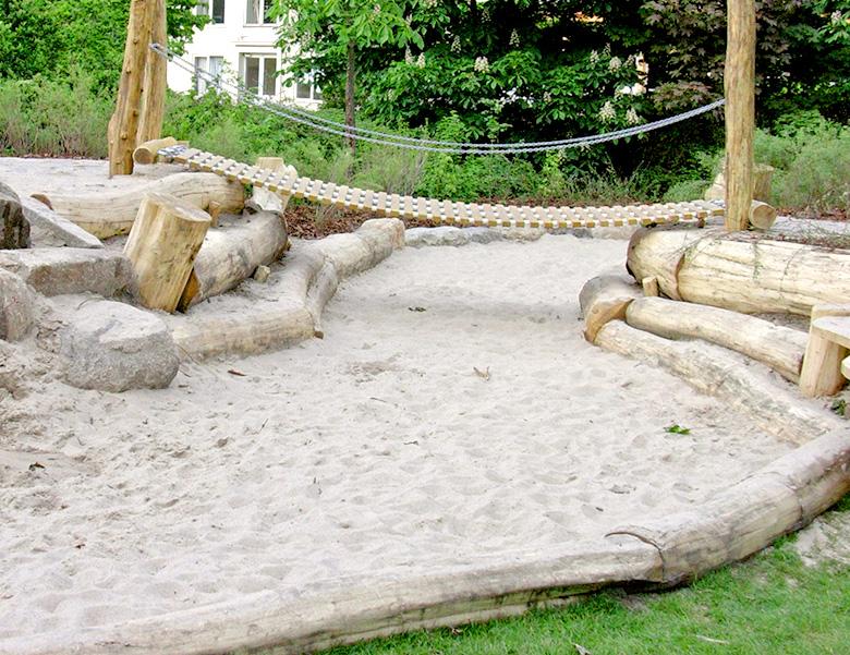 Kompost Erden Nord – Kompost Erden Nord – Spielplatz mit Spielsand mit Zertifikat
