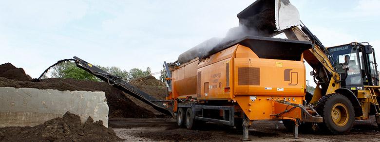 Kompost Erden Nord – Maschine 01