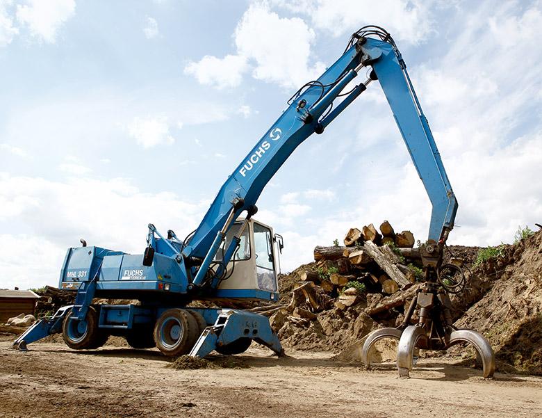 Kompost Erden Nord – Maschine 03
