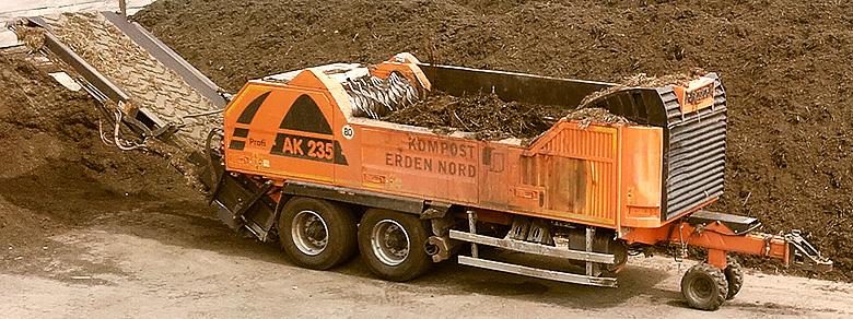 Kompost Erden Nord – Maschine 05